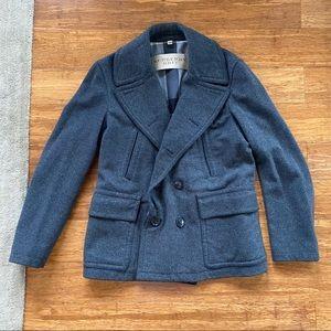 Men's Burberry Brit Pea Coat